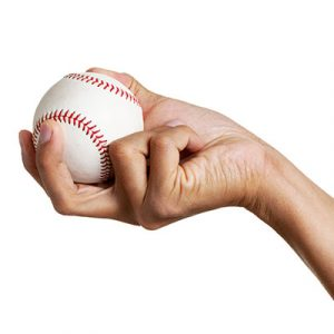 Baseball, used for reference of portion size